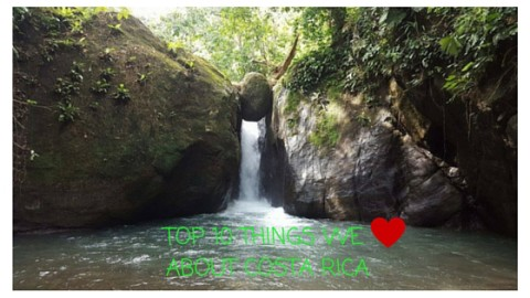 Our top 10 Costa Rica list